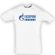 Печать логотипов на футболках к марафону. Нанесение на футболках логот